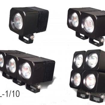 светодиодные авто led фары лампы sfl-1-10 интернет магазин nova-zip.ru
