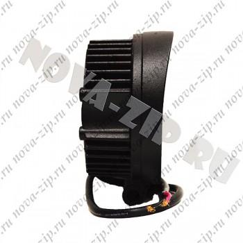 светодиодные-фары-люстры-линейки-SFKR-927-(-HML-0727-30-градусов-)-вид-сбоку