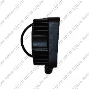 светодиодные-фары-SFKV-927-(HML-0627-угол-свечения-30-градусов)-вид-сбоку