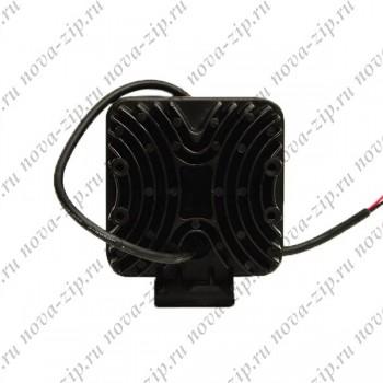 светодиодные-фары-SFKV-927-(HML-0627-угол-свечения-30-градусов)-вид-сзади