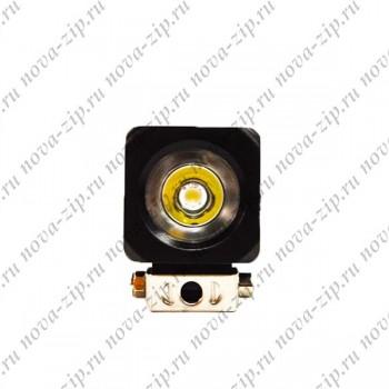 светодиодные-фары-SFL-110-(HML-0810-угол-свечения-8-40-градусов)-вид-спереди