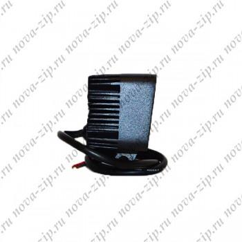 светодиодные-фары-SFM-39-(HML-1809-угол-свечения-90-градусов)-вид-сбоку