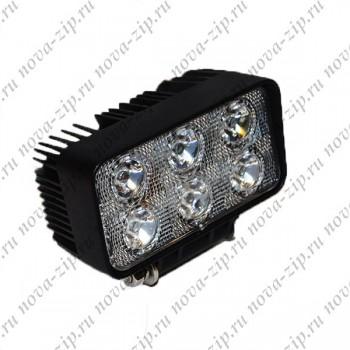 светодиодные фары для внедорожников 18 ватт