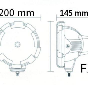 схема установки автомобильная ксеноновая фара hid FX-35 нижний новгород