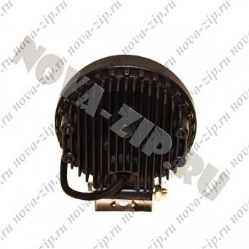 светодиодные-фары-люстры-линейки-SFKR-618-(HML-0118-угол-свечения-30-60-градусов)-вид-сзади