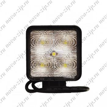 светодиодные-фары-люстры-линейки-SFKV-515-(HML-0215-угол-свечения-30-60-градусов)-вид-спереди