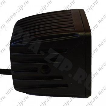 светодиодные-фары-рабочего-света-SFS-6-18-(HML-1218-угол-свечения-8-градусов)-вид-сбоку