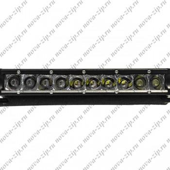 Светодиодные-люстры-линейки-SL1-10-50 ватт-дальний-свет-spot-вид-спереди